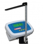 Bilancia digitale Pegaso, schermo LCD