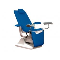 Poltrone per visiteGIMAPoltrona Gynex colore blu con portarotolo