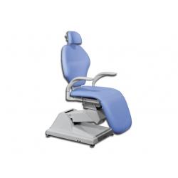 Poltrone per visiteGIMAPoltrona Orl Ortopex con poggiatesta colore Blu