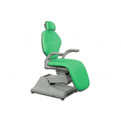 Poltrone per visiteGIMAPoltrona Orl Ortopex con poggiatesta colore Verde