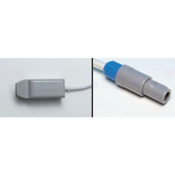 GIMA  Sensore Dito Adulti riutilizzabile con cavo cod:34292