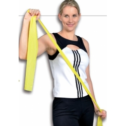 Attrezzi per riabilitazioneOK REHABBanda elastica leggera gialla 2,50 mt Cod. 7746