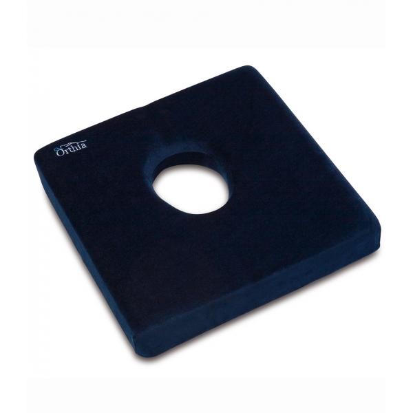 PAVIS  Cuscino Quadrato con Foro e rivestimento in cotone cod 935