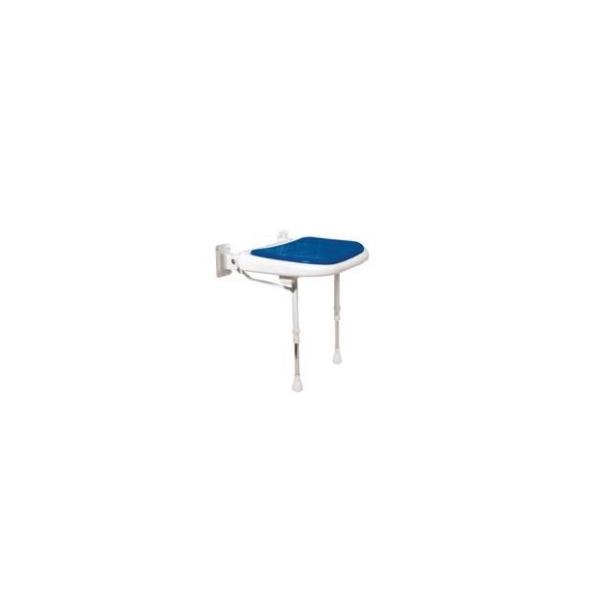 ALLMOBILITY  Sedile imbottito senza schienale per doccia