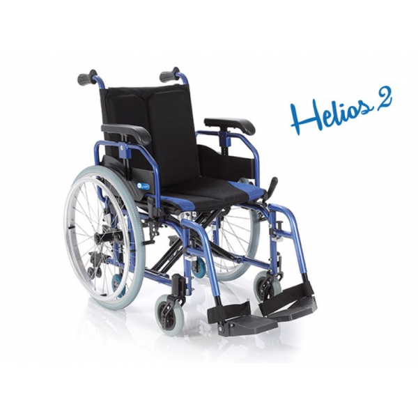ARDEA ONE  Carrozzina pieghevole HELIOS 2 COD:CP760-xx