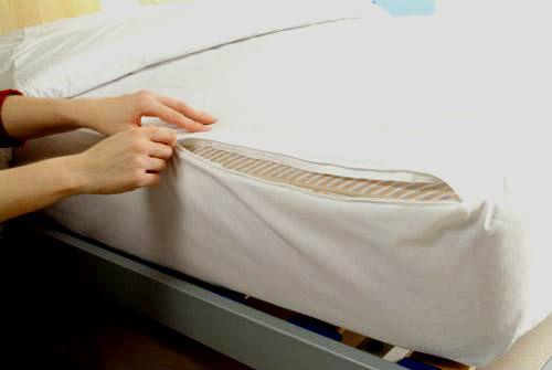 fodere antiacaro materasso e cuscino