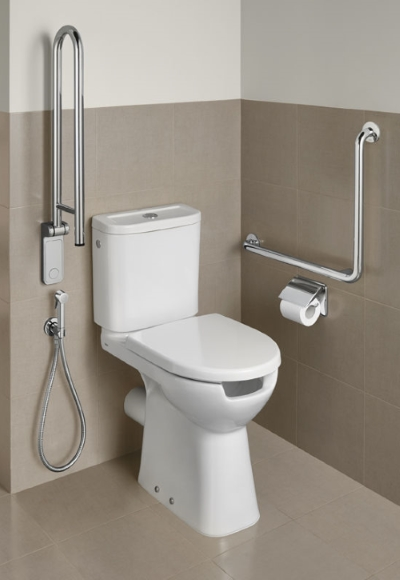Bagno per disabili come organizzare gli spazi - Alimenti per andare in bagno ...