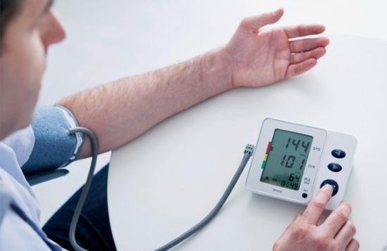 Misurazione della pressione a casa