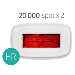 Depilazione EpilazioneD LIGHTLampada HR per luce pulsata D Light Pro - 20.000 Spot