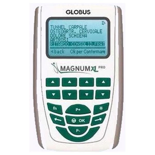 GLOBUS  Magnum XL Pro con solenoidi flessibili
