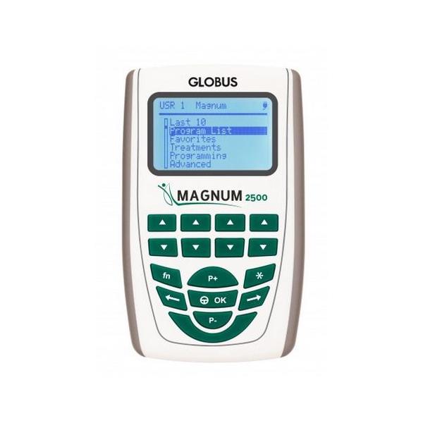 GLOBUS  Magnum 2500 con solenoidi rigidi