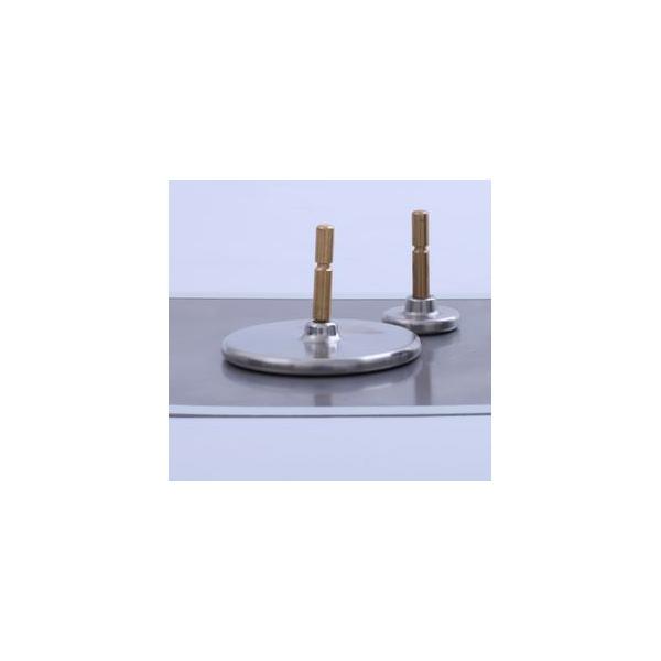 GLOBUS  Elettrodo Resistivo diametro 70 mm per tecarterapia