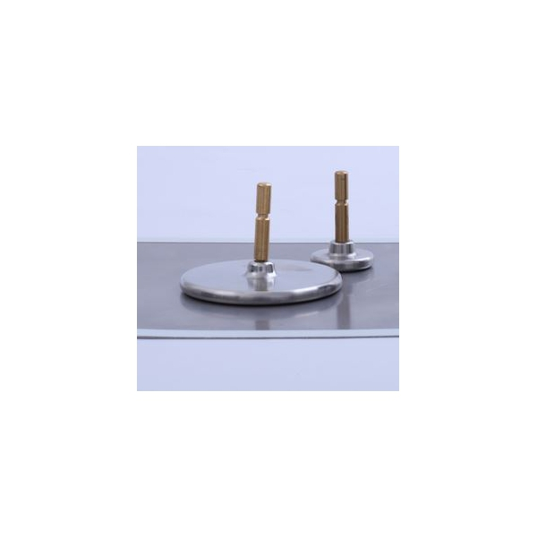GLOBUS  Elettrodo Resistivo diametro 30 mm per tecarterapia