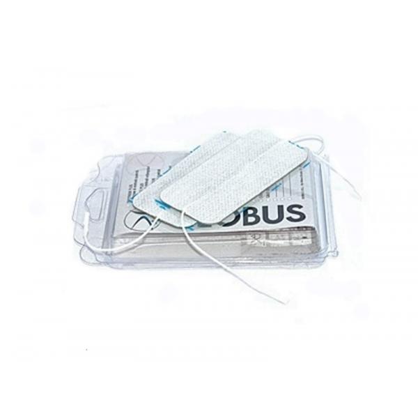 GLOBUS  Elettrodi adesivi Myotrode Plus 50x100 doppia entrata