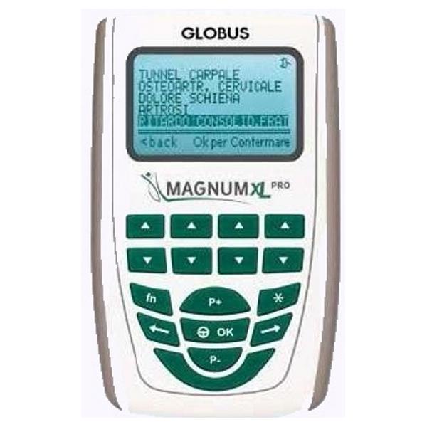 GLOBUS  Magnum XL Pro con solenoidi soft