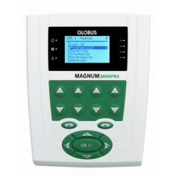 MagnetoterapiaGLOBUSMagnum 3000 Pro con solenoidi flessibili