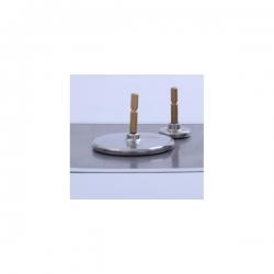 Accessori Tecarterapia e RadiofrequenzaGLOBUSElettrodo Resistivo diametro 50 mm per tecarterapia