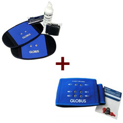 Accessori ElettrostimolatoriGLOBUSFast Body Kit