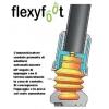 Flexyfoot Puntale per stampelle Cod.7016