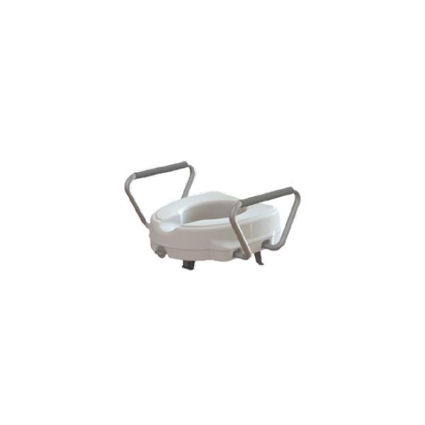 HOMECARE ORIONE  Alzawater con braccioli Cod.6012