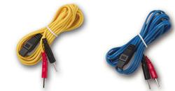 Elettrodi e ricambi elettrostimolatoriI-TECHCoppia cavi attacco a spinotto per Mio-Care