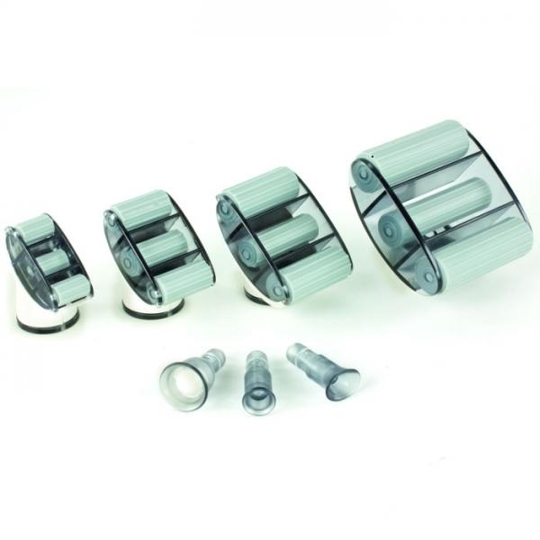 MANIQUICK  Set accessori ricambio per Massaggiatore MQ730