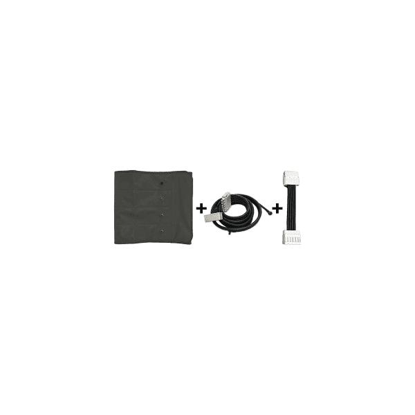 Mesis  Pressoterapia PressoMassaggio Plus+ Kit Slim Body: fascia addominale + connettore singolo + sdoppiatore