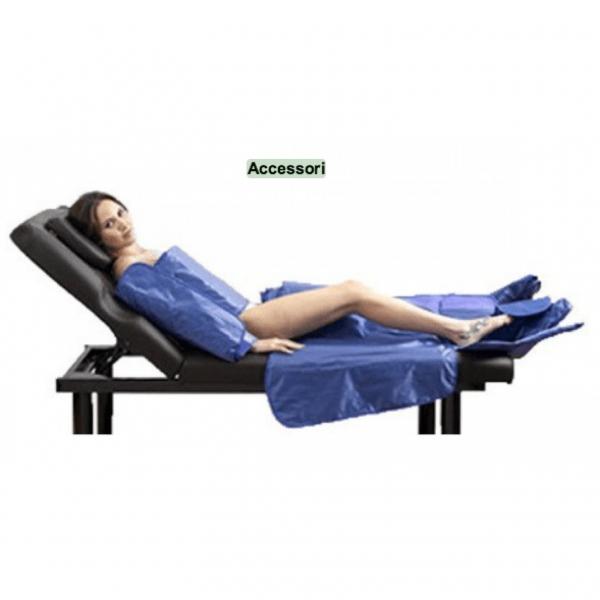 Mesis  Addome per Pressoterapia ed infrarosso riscaldante
