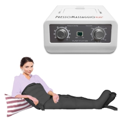 Pressoterapia MESIS PressoMassaggio Plus+ con 2 gambali e Kit slim body