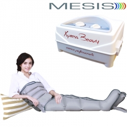 Pressoterapia MESIS Xpress Beauty con 2 gambali + Kit slim body (PROMO)