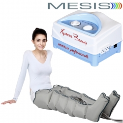 Pressoterapia MESIS Xpress Beauty Six professionale con 2 gambali
