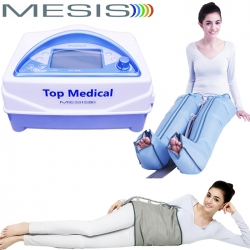 Pressoterapia MESIS Top Medical Premium con 2 Gambali CPS e Kit Slim Body