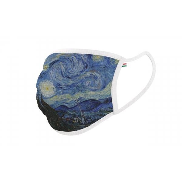 Mia Sanitaria Mask  Mascherina Unisex Made in Italy in tessuto atossico colorato