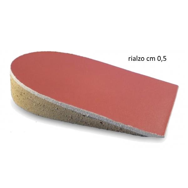 OK PED  Rialzo tallone per dismetrie h 0,5 cm Art. 96