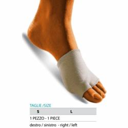 Cura del piedeOK PEDFascia elastica con cuscinetto in gel Cod.G202