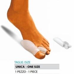 Cura del piedeOK PEDProtezione alluce valgo con separatore dito Cod.G110