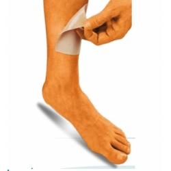 Cura del piedeOK PEDProtezione aderente in gel rivestito in tessuto Cod.G204