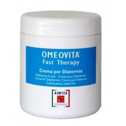 Tecar TerapiaOMEOVITAFast Therapy Crema professionale per Diatermia da 1000 ml
