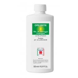 Oli e creme per massaggiOMEOVITABasic Olio Eudermico Massaggio 500 ml