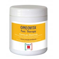Tecar TerapiaOMEOVITAFast Therapy Crema professionale per Diatermia con Arnica e Artiglio del Diavolo da 1000 ml