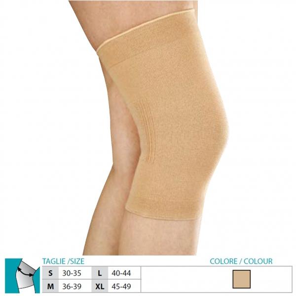 ORIONE  Ginocchiera in tessuto elastico Cod.403