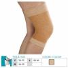 Ginocchiera in tessuto elastico e lana Cod.404