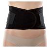 Corsetto in tessuto elastico chiusura/apertura frontale Cod. 3081