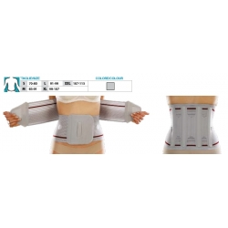 Corsetti lombo sacraliORIONECorsetto elastico con stecche Cod.3083