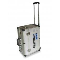 Borse Porta AttrezziPharmapiùTrolley in Alluminio (vuoto)