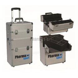 Borse Porta AttrezziPharmapiùTrolley in Alluminio Professional (vuoto)