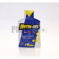 IntegratoriPharmapiùNutrigel Limone G40 Taurina in Box da 30 bustine da 40 grammi cad.