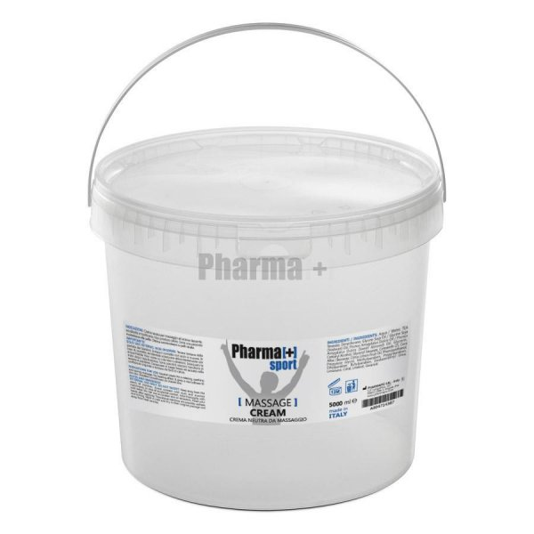 Pomate, Gel, Uso Topico Pharmapiù Crema Neutra In Secchiello Da 5 Kg