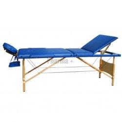 Lettini massaggioPHARMAPIULettino da massaggio pieghevole in legno