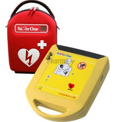 DefibrillatoriPharmapiùDefibrillatore Semiautomatico Saver One
